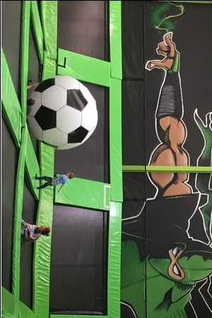 STAFF and visitors at Flip Our in Stone will be cheering on England tonight.  Flip Out in Stone is showing all the Euro 2016 fixtures while the kids keep entertained in the trampoline arena.  The...