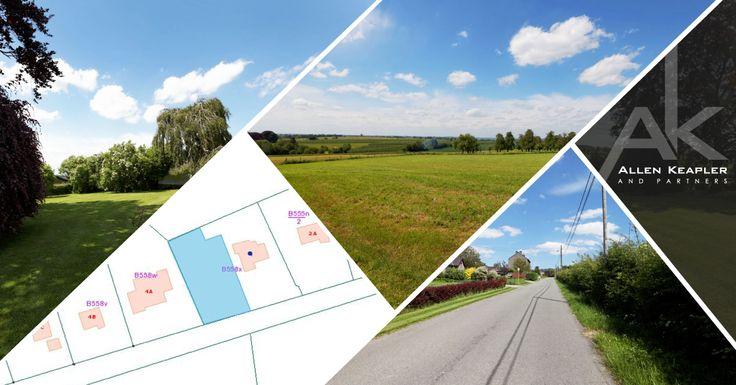L'agence immobilière de prestige Allen Keapler & partners met en vente ce terrain plat de 800m². Situé à mi chemin entre Aubel et Visé, ce terrain, libre de constructeur vous permettra d'installer la maison de vos rêves, en pleine campagne. Pour plus d'informations, contactez nous au 04 277 17 07.