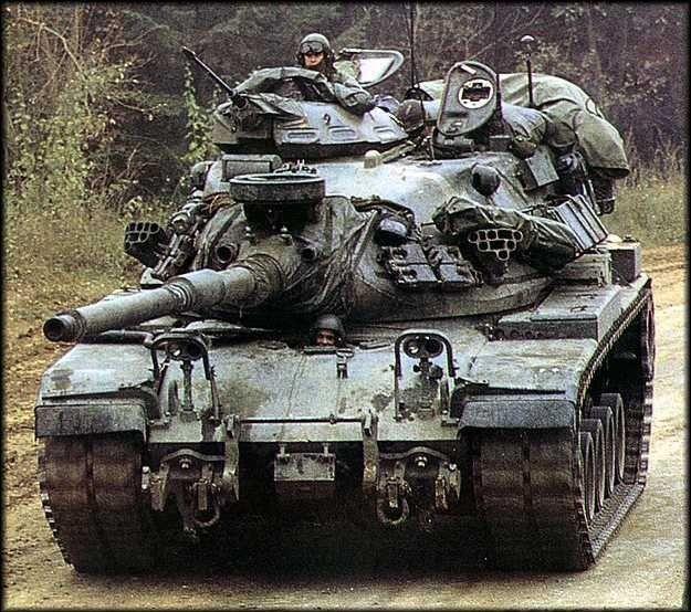 M60 Patton ~Main battle tank in Vietnam war ~