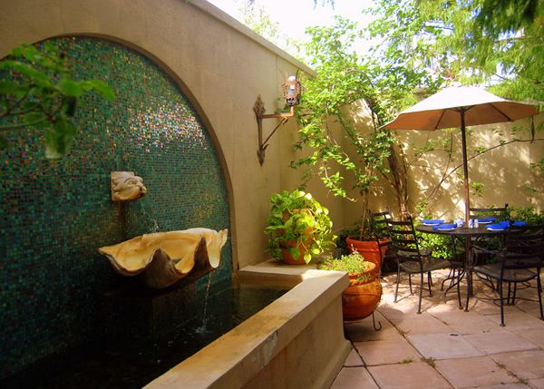 Patio of Hugos Mexican Restaurant - Houston, TX - named one of the 30 essential Texas restaurants
