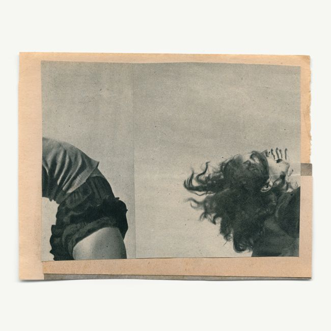 We speak with Antwerp based collage artist Katrien de Blauwer about the subtle beauty of her work.