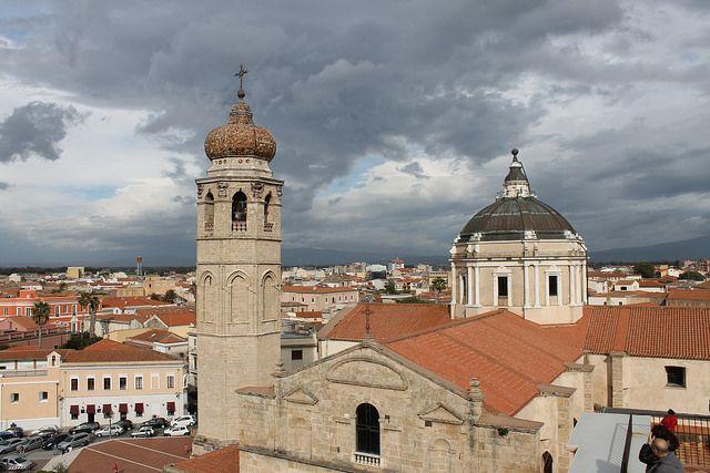 Vista dalla terrazza sul tetto del SeminarioVista dalla terrazza sul tetto del Seminario by Steci, via Flickr