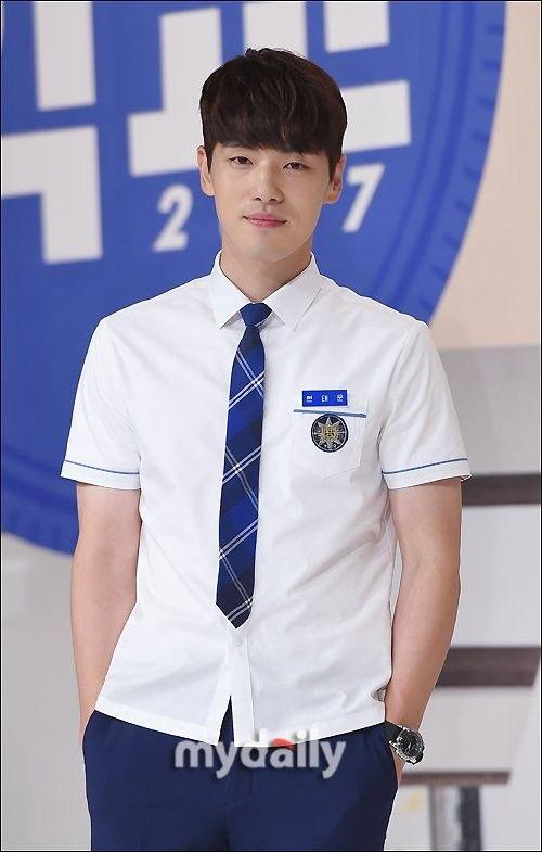 KIM JUNG HYUN in School 2017