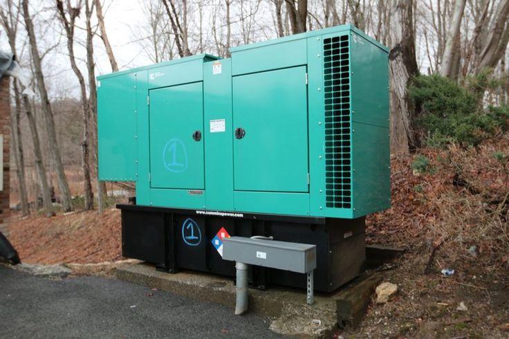 2010 Cummins Power Generation 60 Hz Diesel Generator.