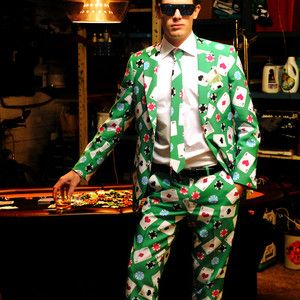 Poker Face Suit, £55, now featured on Fab.