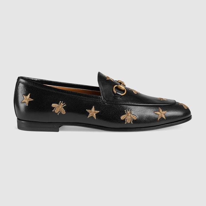c8a2a0186 Jordaan embroidered leather loafer #shape#classic#seasons | For ...