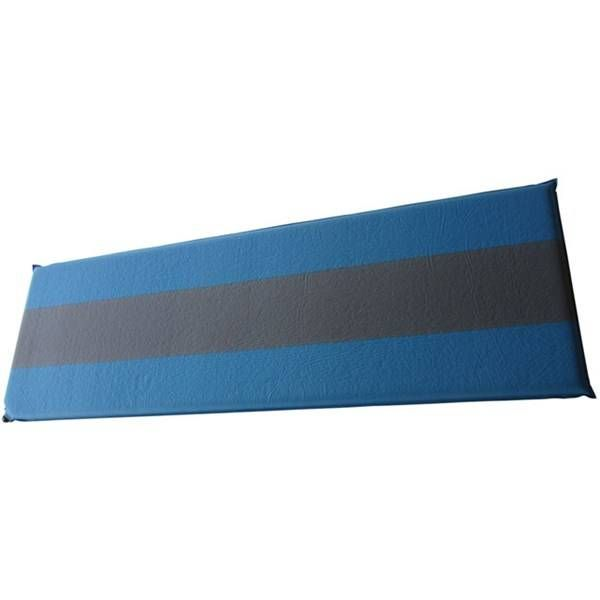 Karimatka samonafukovacia Acra L43, tl. 5 cm sivá/modrá 25,7€