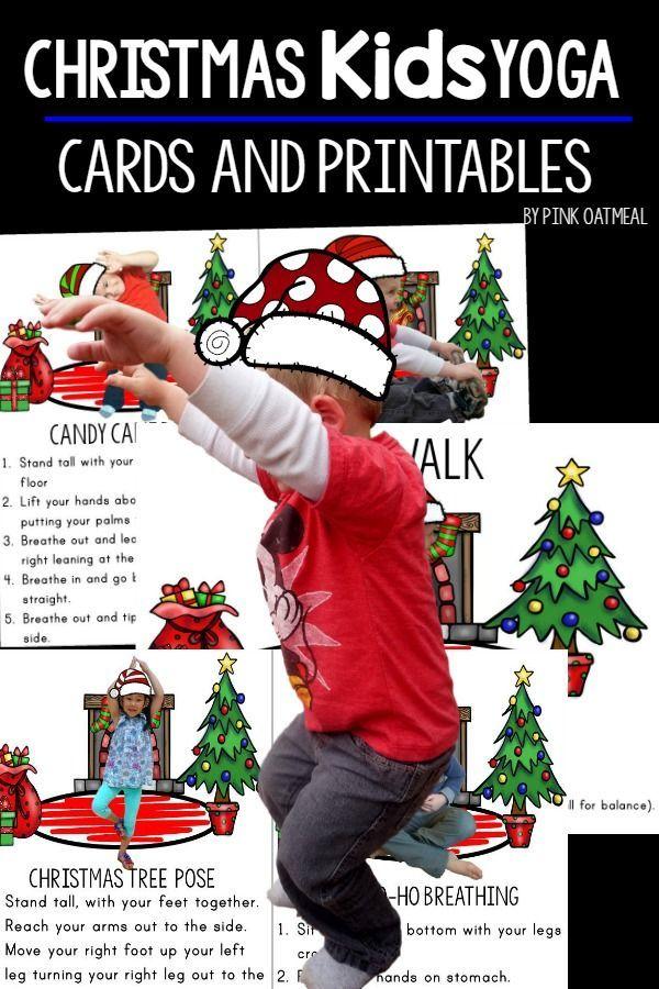 Best 25 kids yoga poses ideas on pinterest childrens for Christmas gross motor activities