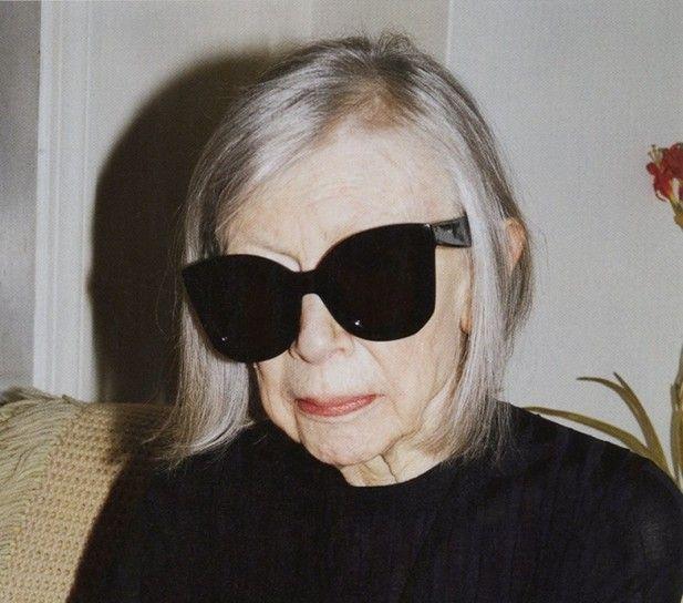 Joan Didion per Celine