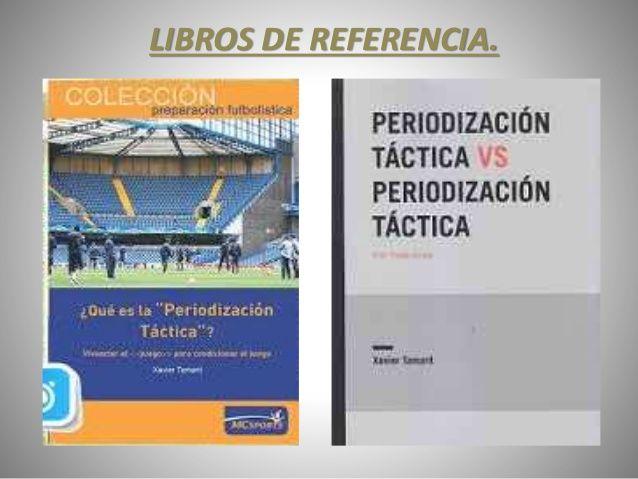 Periodización Táctica 2014 Ii Libros