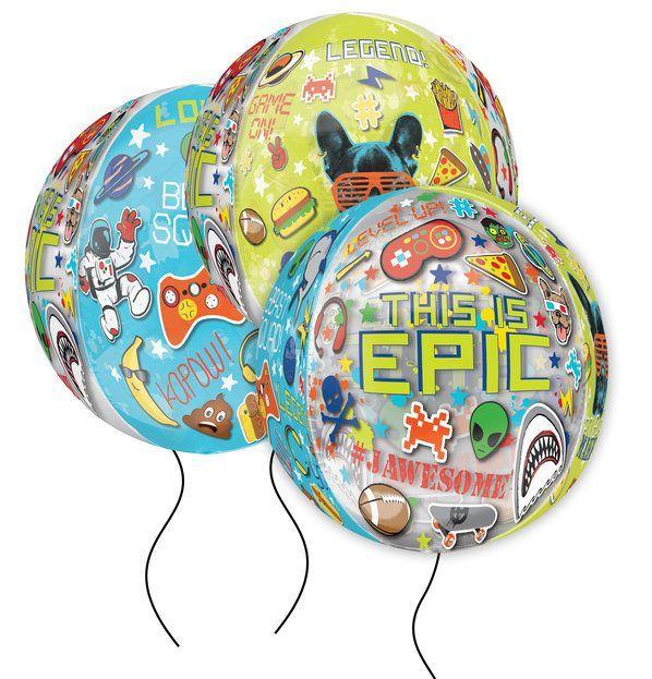 LOL Surprise Dolls Orbz Helium Balloon