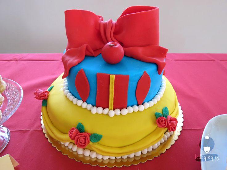 Cake Blanche-Neige
