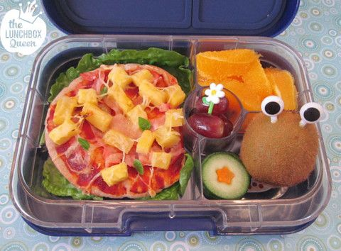 Inspiration For Creating Fun Healthy Lunches And Bento Lunchboxes Kids