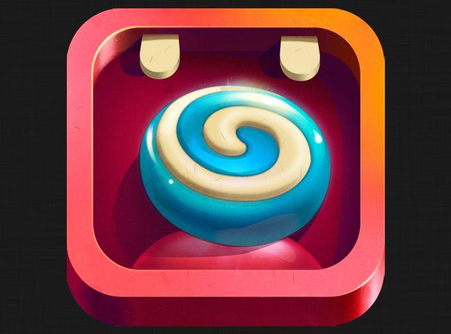 Zuba! An interesting iOS game with very beautiful User Interface (UI)