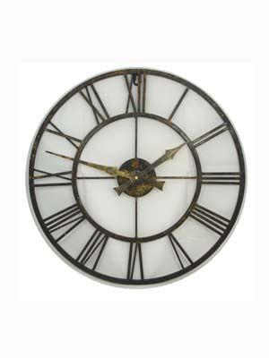Roger Lascelles Wanduhr  ODC/VINTAGE versandkostenfrei, 100 Tage Rückgabe, Tiefpreisgarantie, nur 65,00 EUR bei Uhren4You.de bestellen