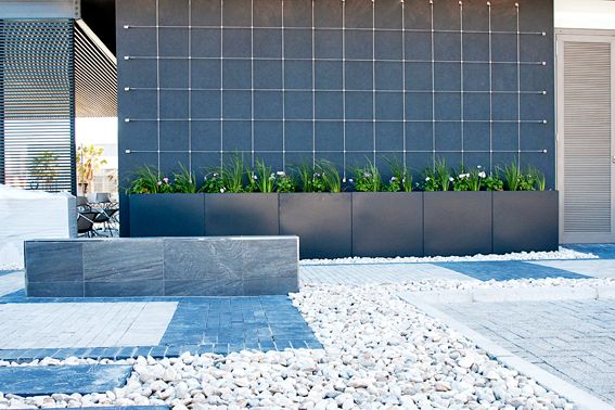 Photo story: A sneak peek of our new green wall trellises