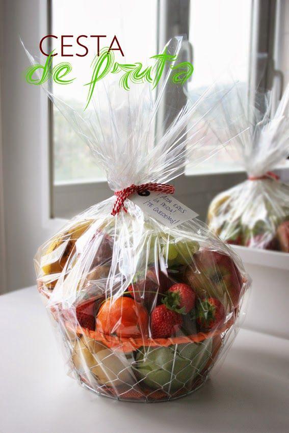 Cesta de fruta de regalo1
