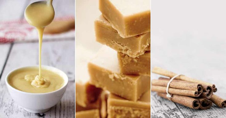 Milk tart meets fudge – Another South African favourite