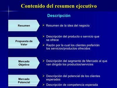 An lisis y descripci n de los clientes y del mercado for Descripcion del proceso de produccion