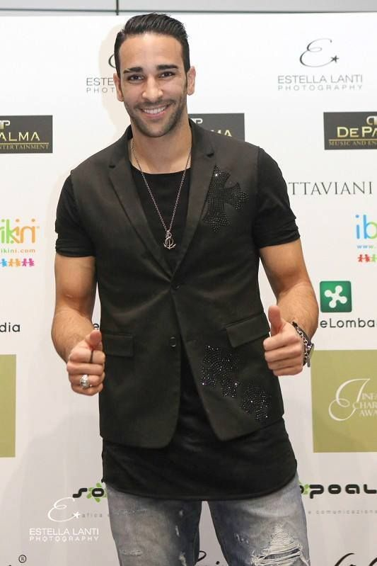 Adil Rami ospite a Infant Charity Award, l'evento dedicato ai bambini di cui #birikini è sponsor