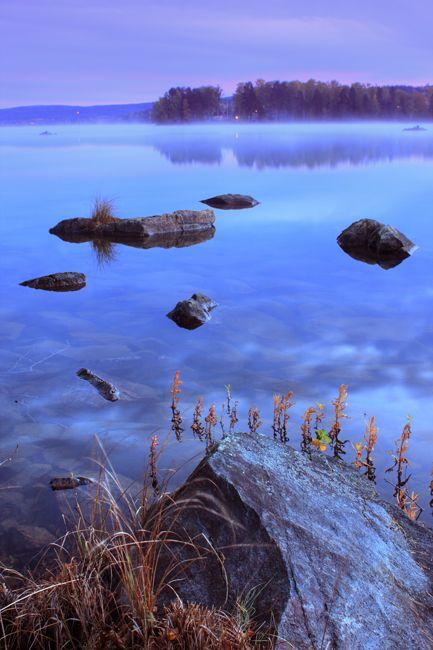 dreamy sunrise - Falun, Dalarna Sweden