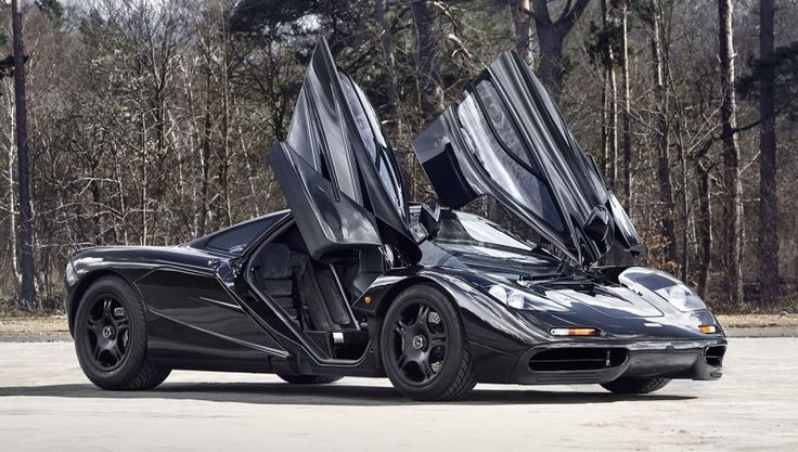 The last McLaren F1 ever built, and one of only 64 examples in total, is now available for sale.