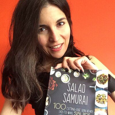 Salad Samurai – 100 Cutting-Edge, Ultra-Hearty, Easy-to-Make Salads You Don't Have to Be Vegan to Love