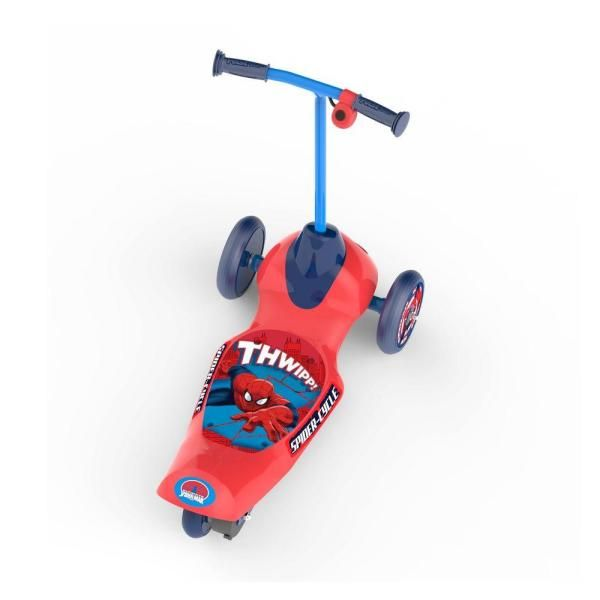 33 best images about spider man on pinterest the amazing for Motorized scooter for kids