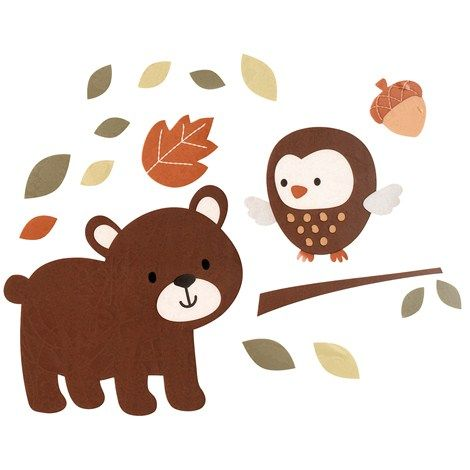 17 Best Images About Forest Friends Theme On Pinterest