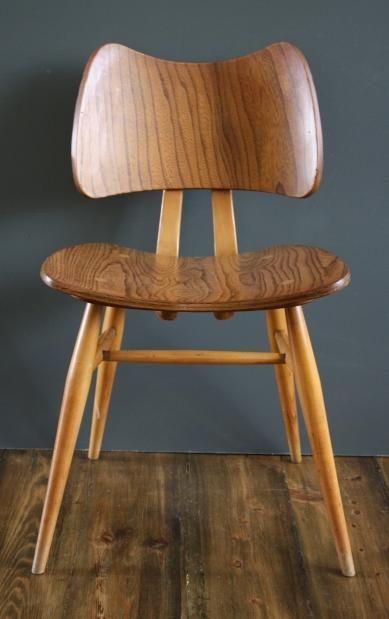 Ercol  - Butterfly chair http://decdesignecasa.blogspot.it/