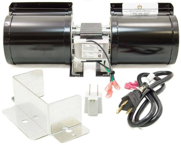FK23 | Fireplace Blower Fan Kit for Heatilator Wood Fireplaces