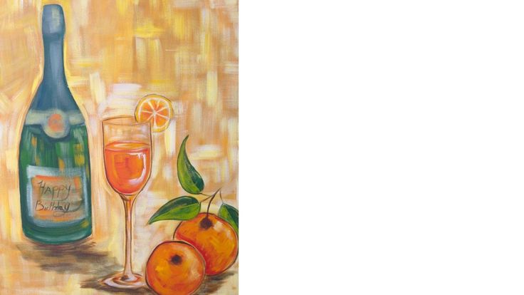 1000 ideas about easy acrylic paintings on pinterest for How to paint a wine glass with acrylics