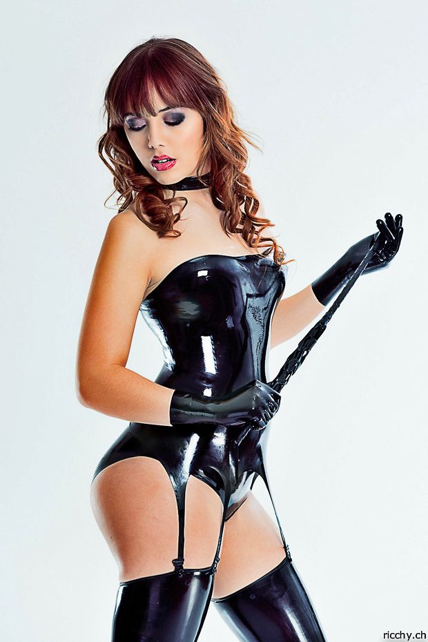 Women photo leather latex dominatrix sexy