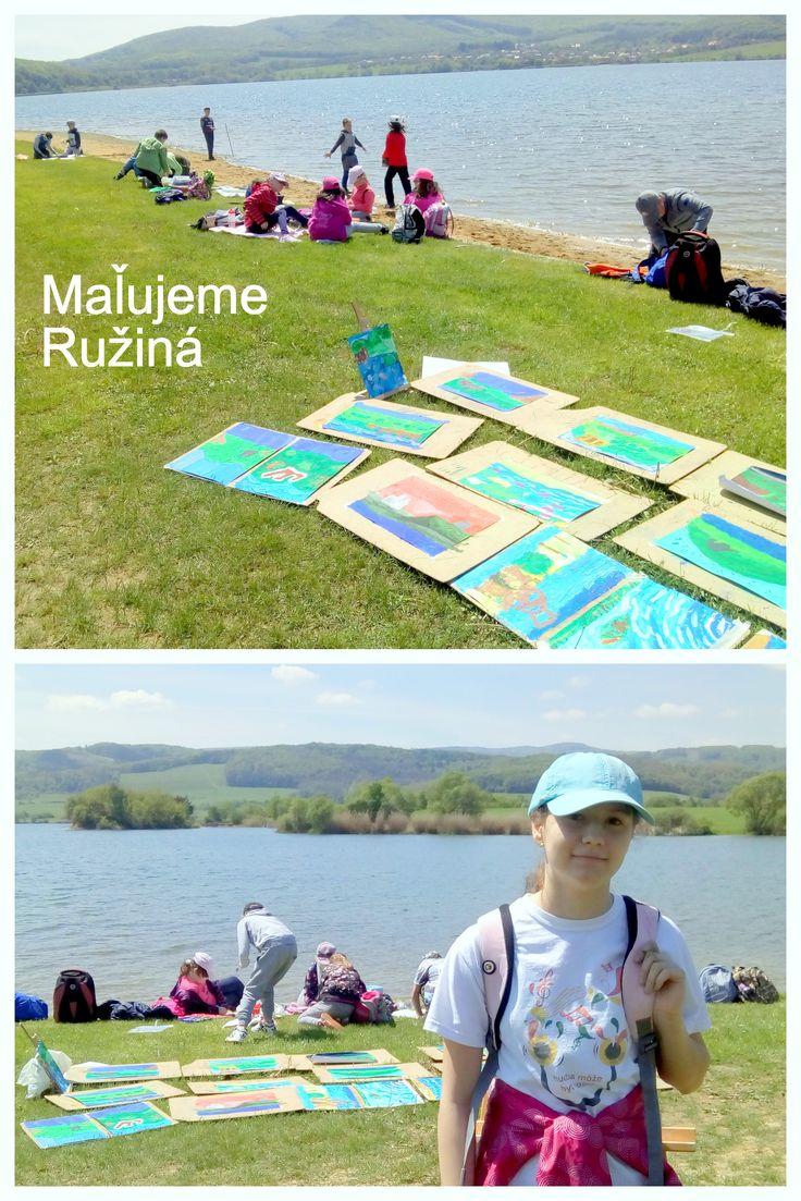 Art project kids Ružiná Divín Castle