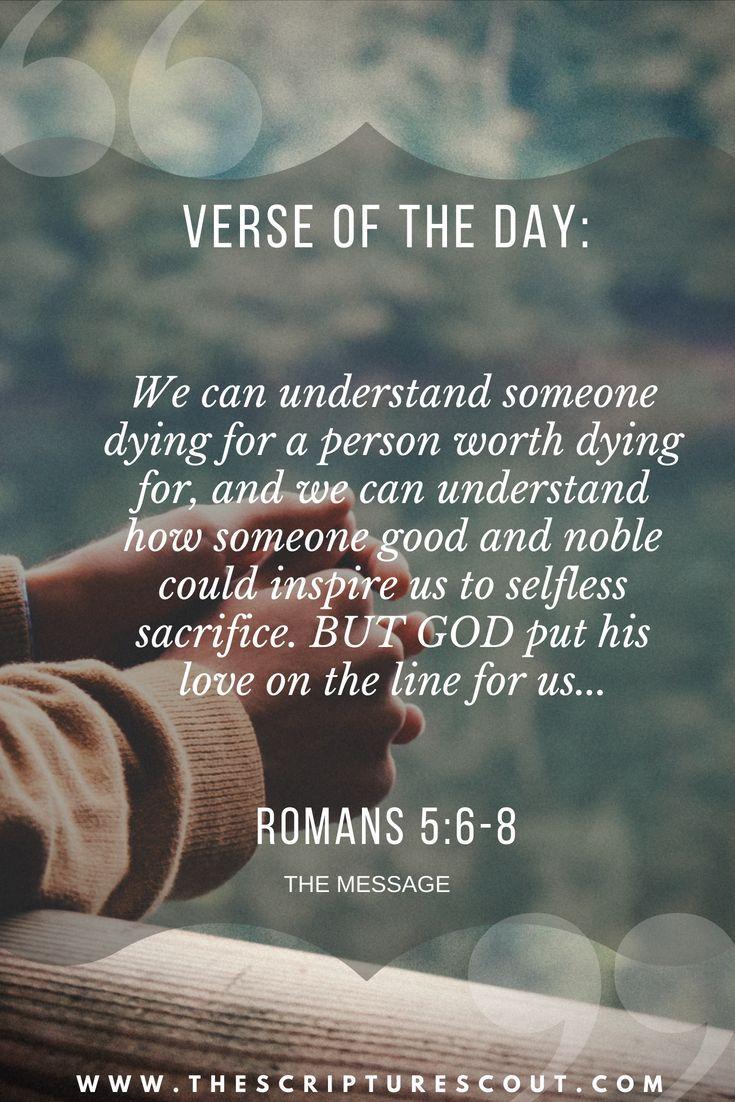 Romans 56 8 But God Sacrifice Of Jesus The Cross Of Christ