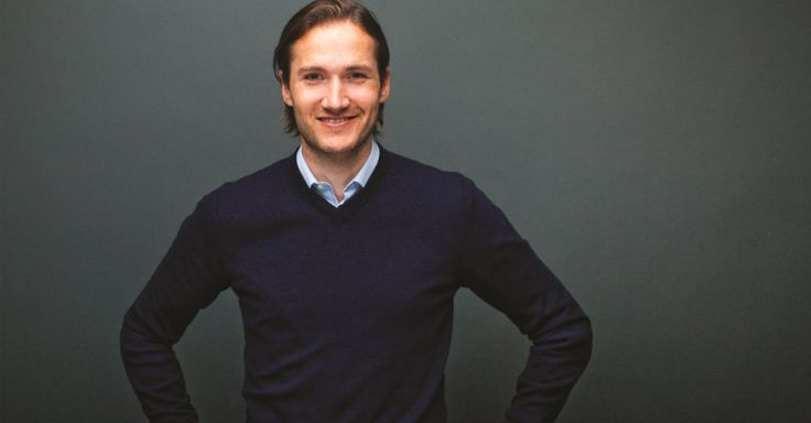 Niklas Ostberg's startup has raised so many rounds of funding that he has almost lost track.