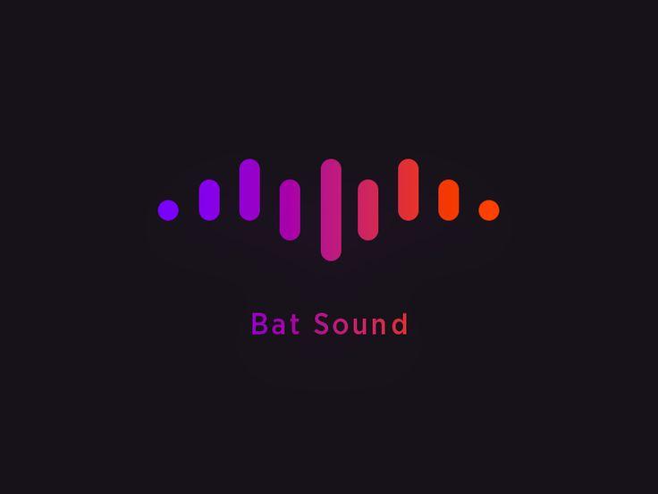 Bat Sound Logo by Ionuţ Comănici - Dribbble