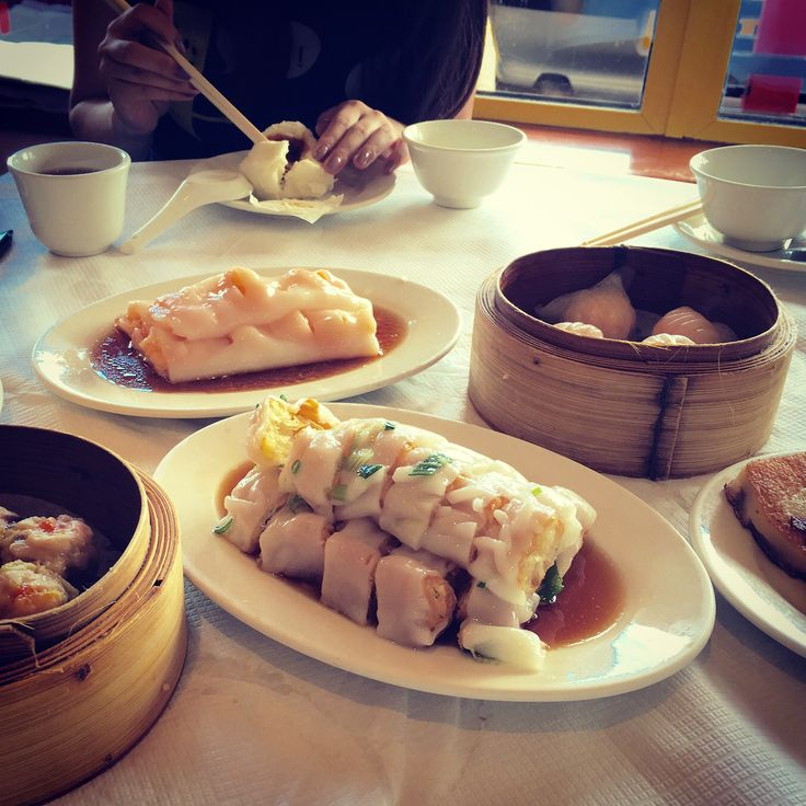Dim sum - Wing Yip, Purley Way