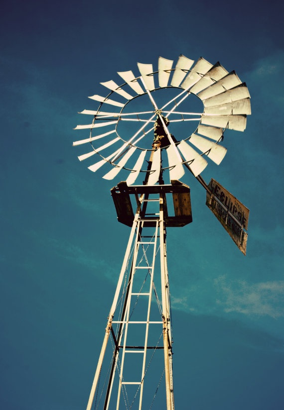 Windmill in Tombstone Arizona
