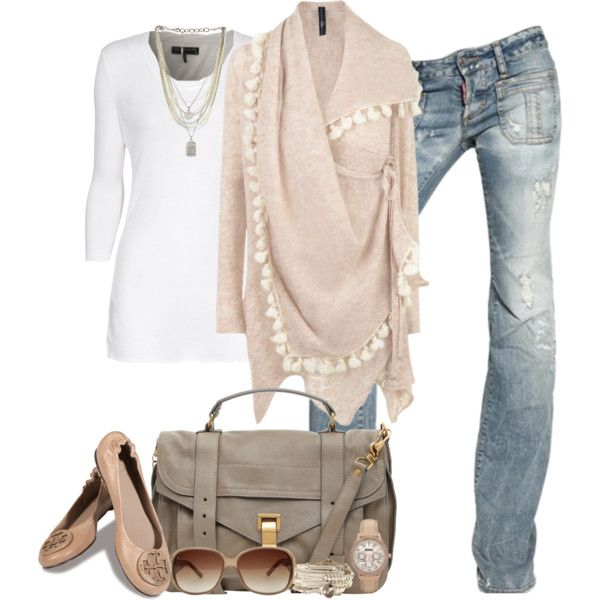 Tassel Sweater :)