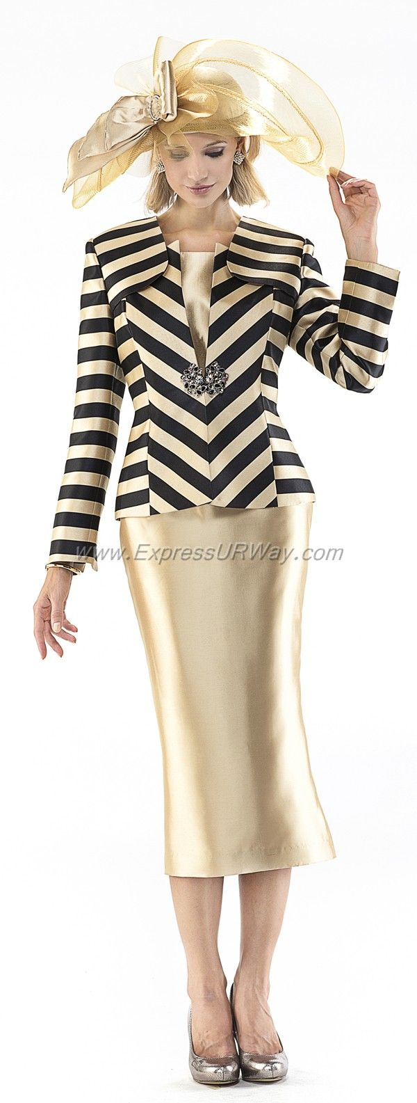 Moshita Womens Church Suits - Spring 2014 - www.ExpressURWay.com - Church Suits…