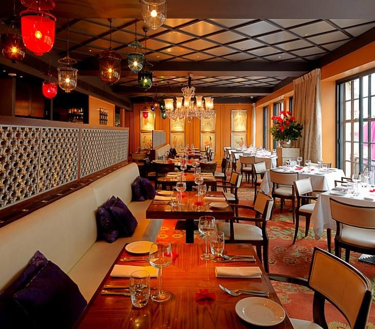 Restaurant Veeraswami, London UK, Best Indian Restaurant