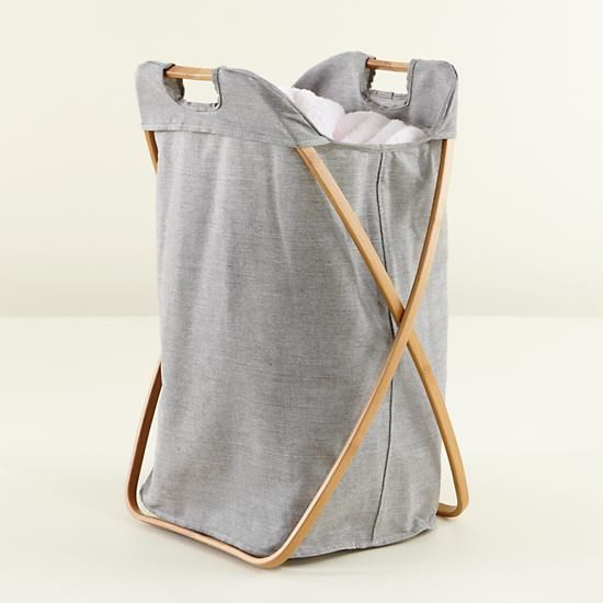 25 best ideas about laundry hamper on pinterest bedroom hamper wooden laundry basket and - Hamper for dirty clothes ...