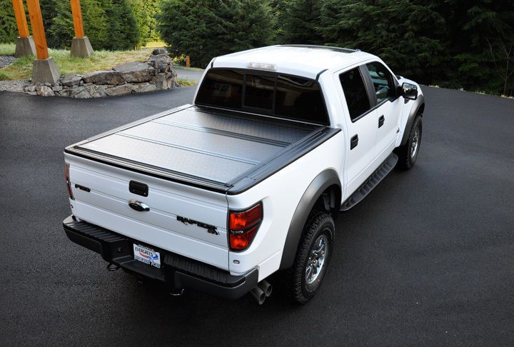 "Same Business Day Shipping BAKFlip G2 Hard Folding Bed Cover fits 04-14 Ford F-150 | 10-14 Raptor 6'6"" Bed"