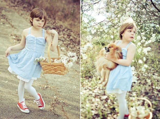 Dorothy Gale. Mom Photographs Her Daughter As Various Iconic Characters, And The Results Are Amazing • Page 2 of 5 • BoredBug