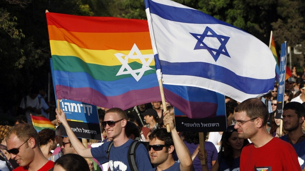 The government of Israel is styling the country as a haven for the gay community. But it's more than just beaches, parades and clubs. Israel has laws protecting the lesbian, gay, bisexual and transgender, or LGBT, community.