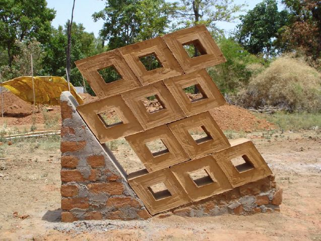 Compressed Earth Block Design : Compressed earth blocks http eartharchitecture