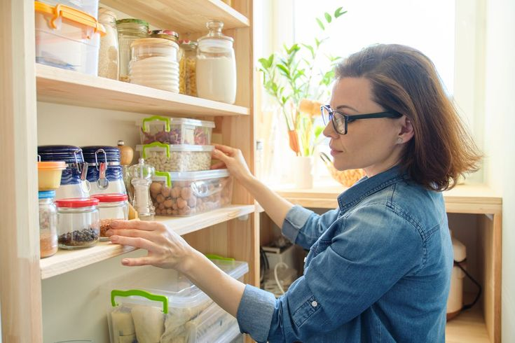 Watch This: How to Make Over Your Pantry With Dollar Store Items