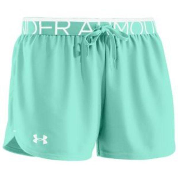 Under Armour Heatgear Play Up Shorts - Women's