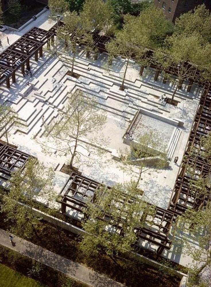 88 Incredible Urban Landscape Architecture